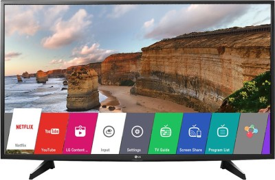 LG 123cm (49) Full HD Smart LED TV(49LH576T, 2 x HDMI, 1 x USB) (LG) Tamil Nadu Buy Online
